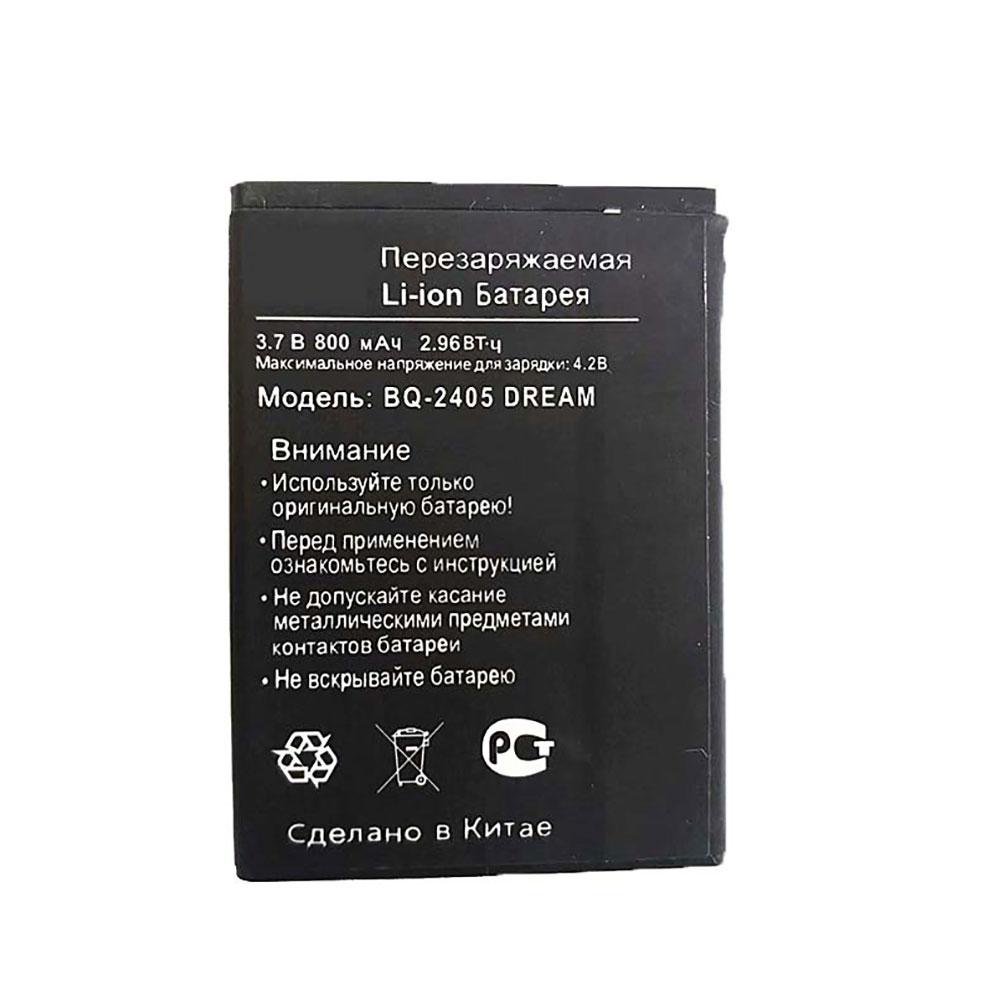 BQ-2405 800mAh/2.96WH 3.7V/4.2V laptop akkus