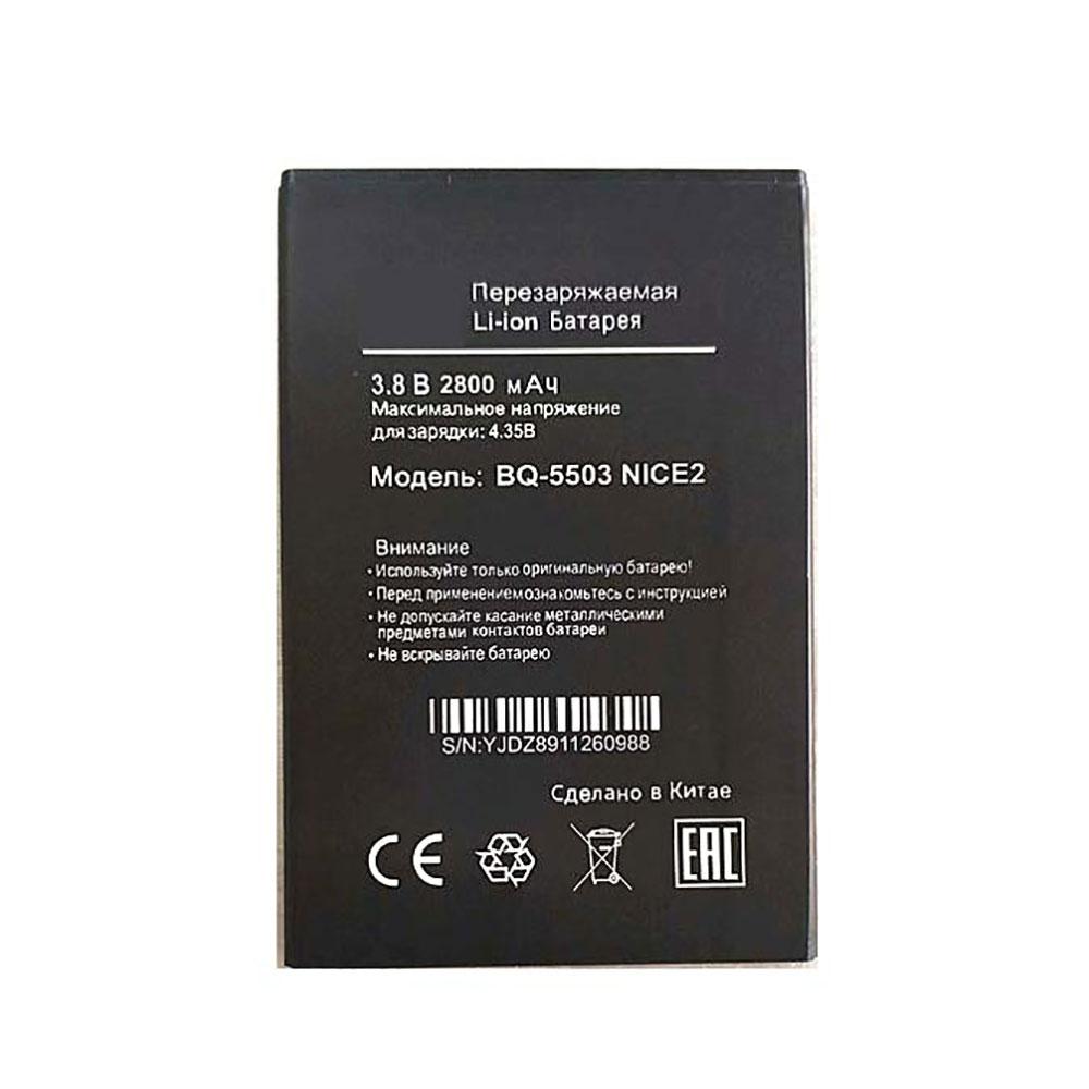 BQ-5503 2800mAh 3.8V/4.35V laptop akkus