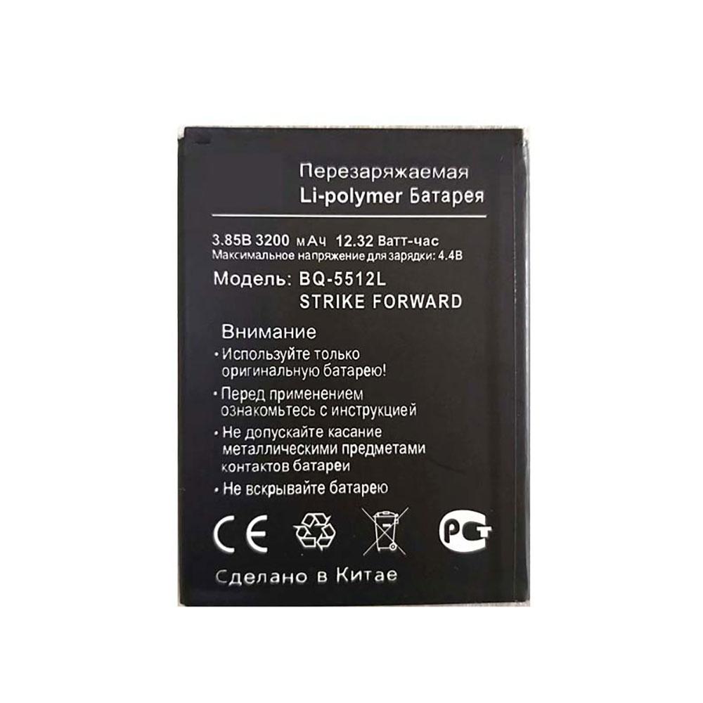 BQ-5512L 3200mAh/12.32WH 3.85V/4.4V laptop akkus