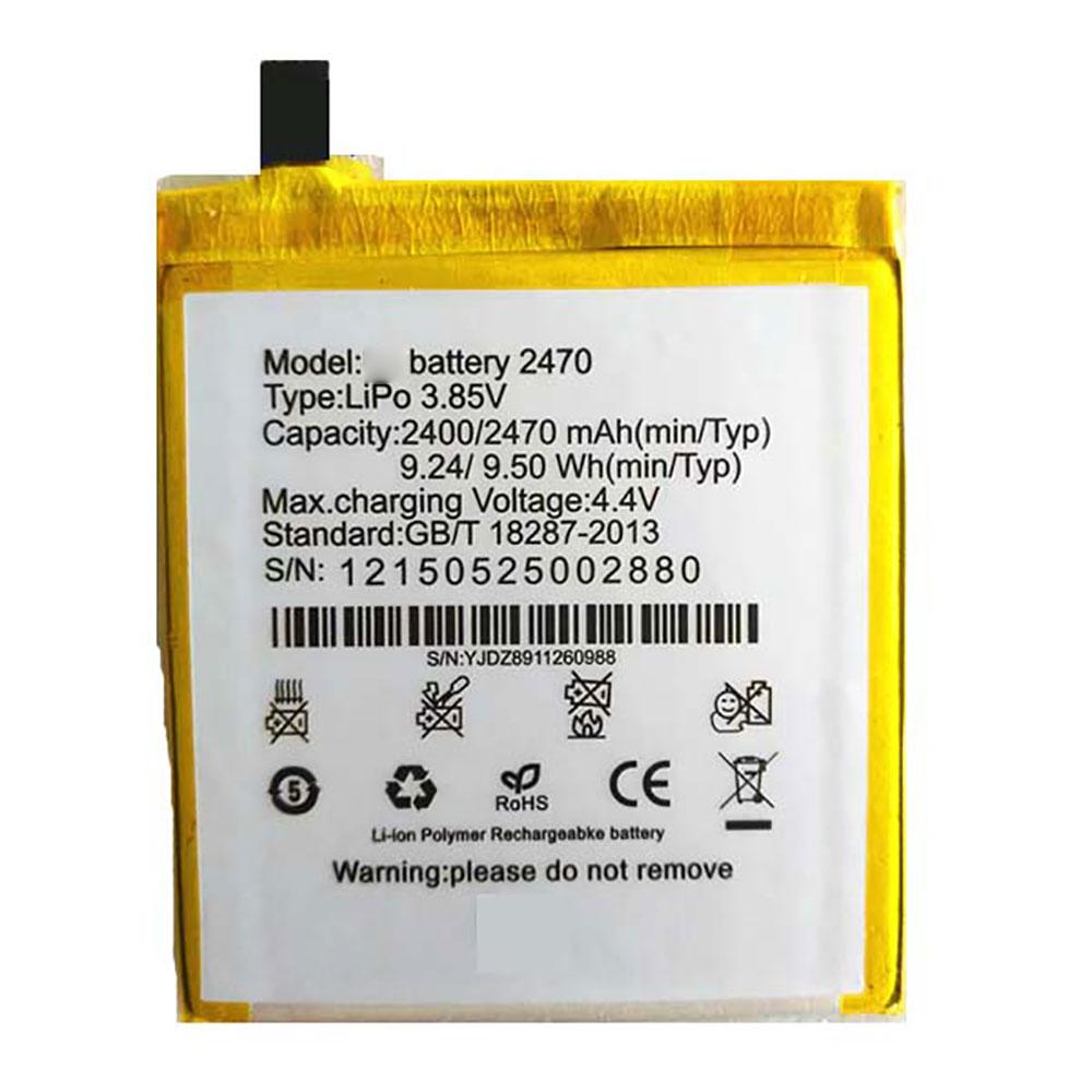 2470 2400mAh/9.24WH 3.85V/4.4V laptop akkus