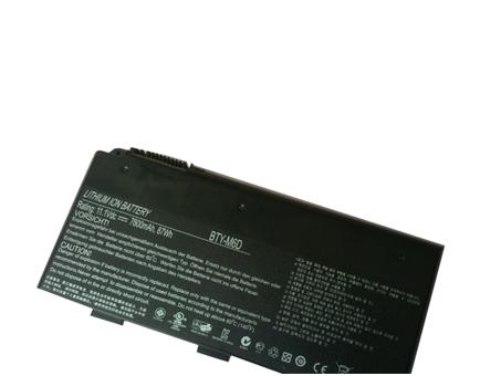 BTY-M6Dnotebook akku