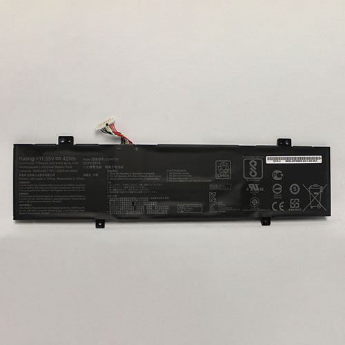 11.55V ASUS C31N1733 Akku