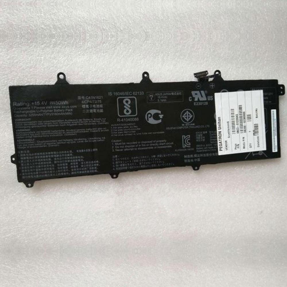 15.4V ASUS C41N1621 Akkus