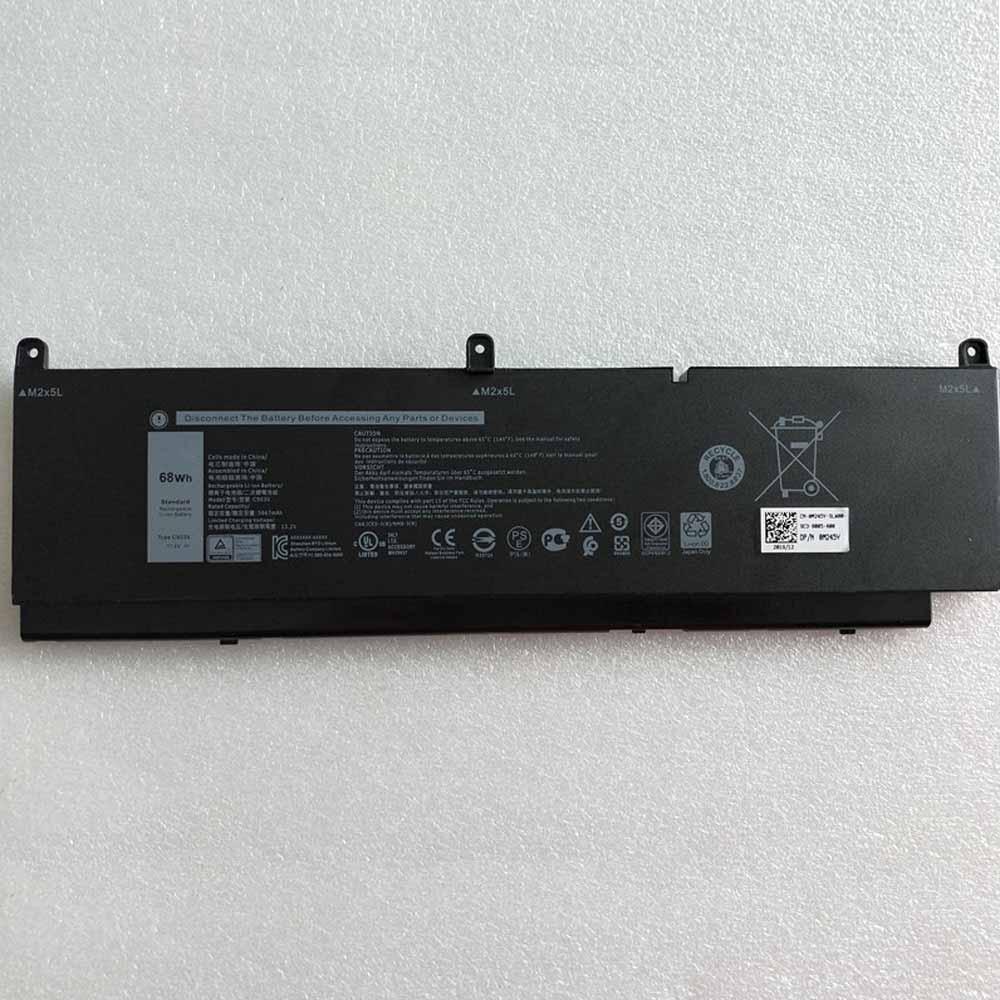 11.4V/13.35V Dell C903V Akku