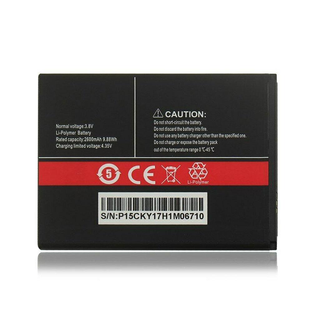 R9 2600mAh/9.88WH 3.8V/4.35V laptop akkus