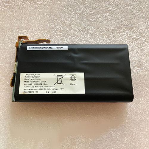 Liteon 4S2P/58.4Wh 14.6V laptop akkus