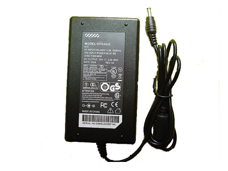24V 2.5A (60W) Logitech adapter Laptop AC Adapter
