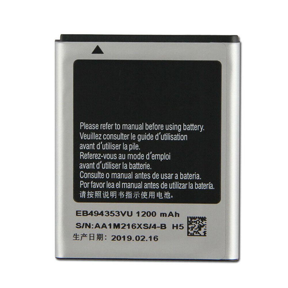 3.7V Samsung EB494353VU Akku