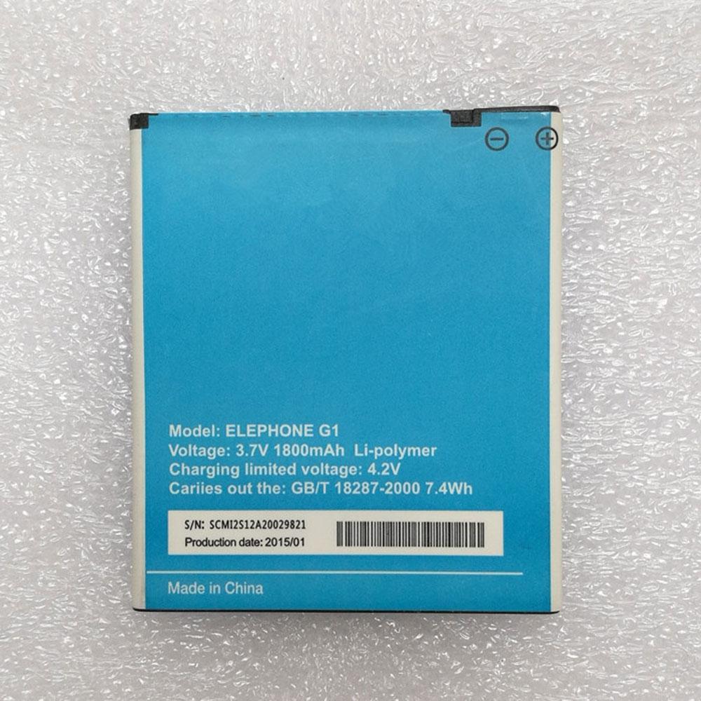 3.7V/4.2V Elephone G1 Akkus