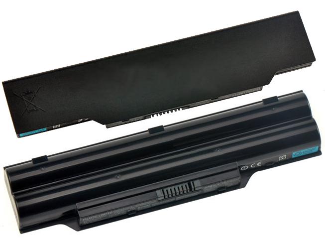 10.8V Fujitsu FMVNBP194 Akkus