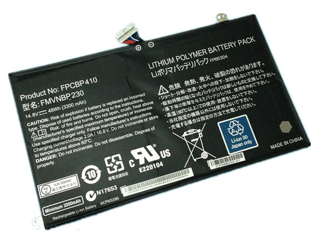 FPCBP410notebook akku