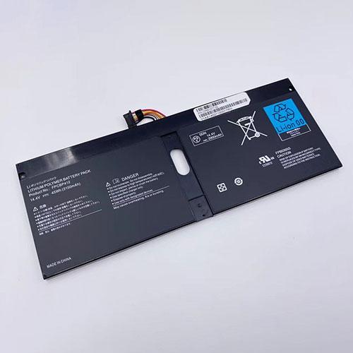14.4V Fujitsu FPCBP412 Akku