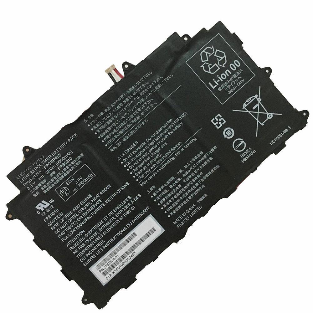 3.8V/4.35V Fujitsu FPCBP415 Akkus