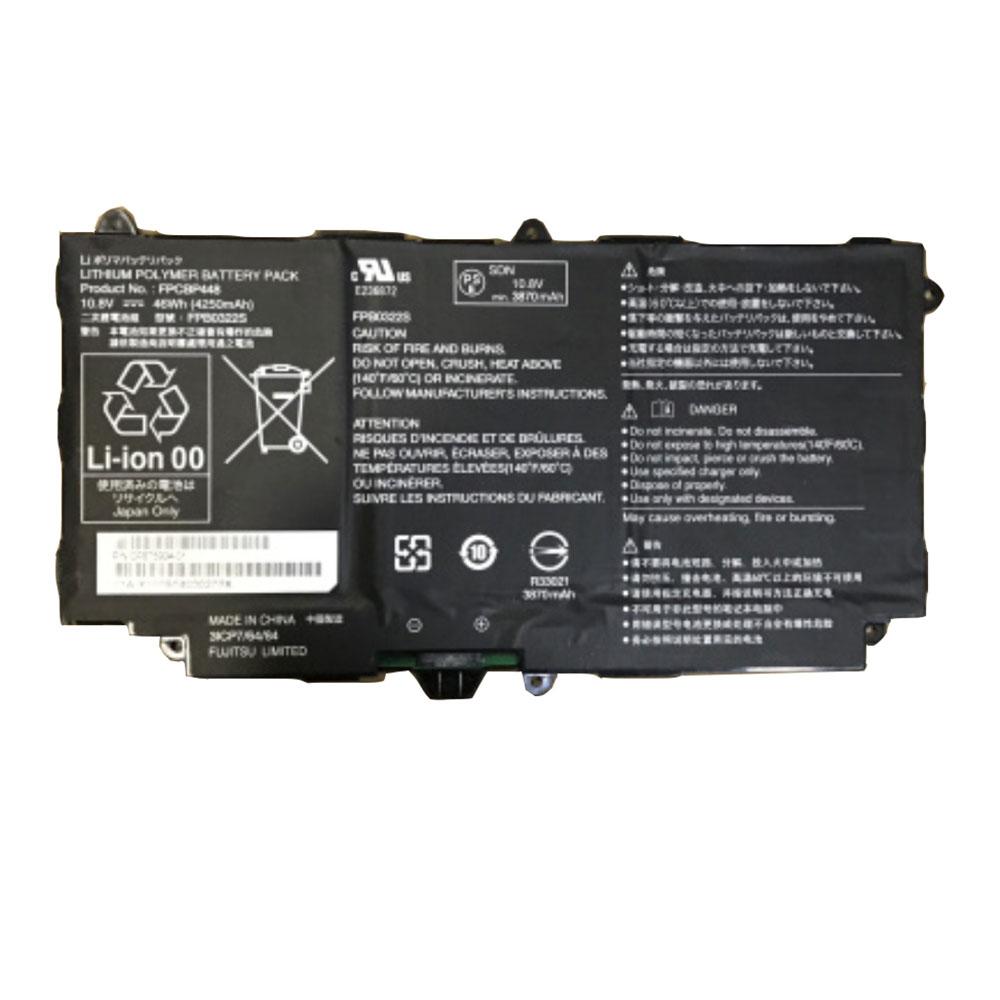 10.8V Fujitsu FPCBP448 Akkus