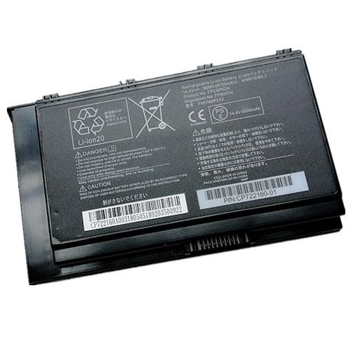 14.4V Fujitsu FPCBP524 Akku