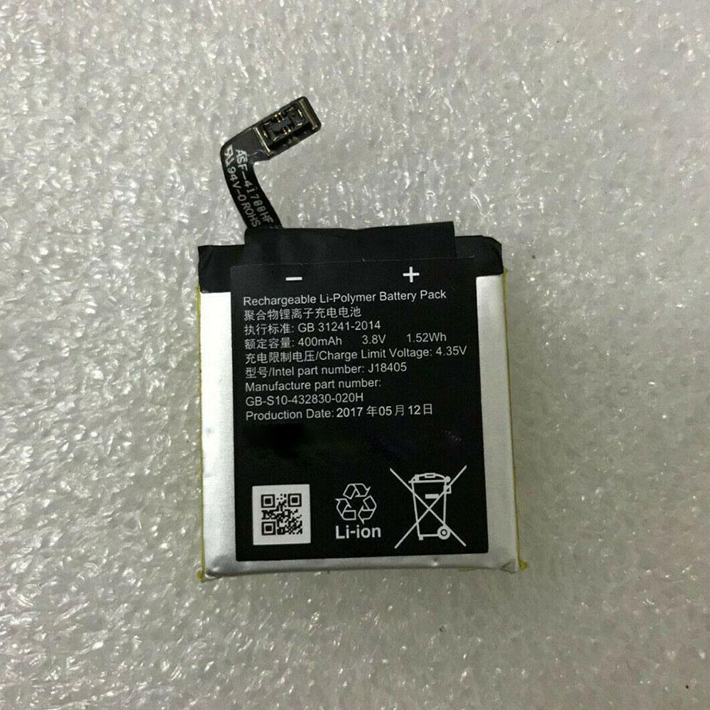 3.8V Sony GB-S10-432830-020H Akku