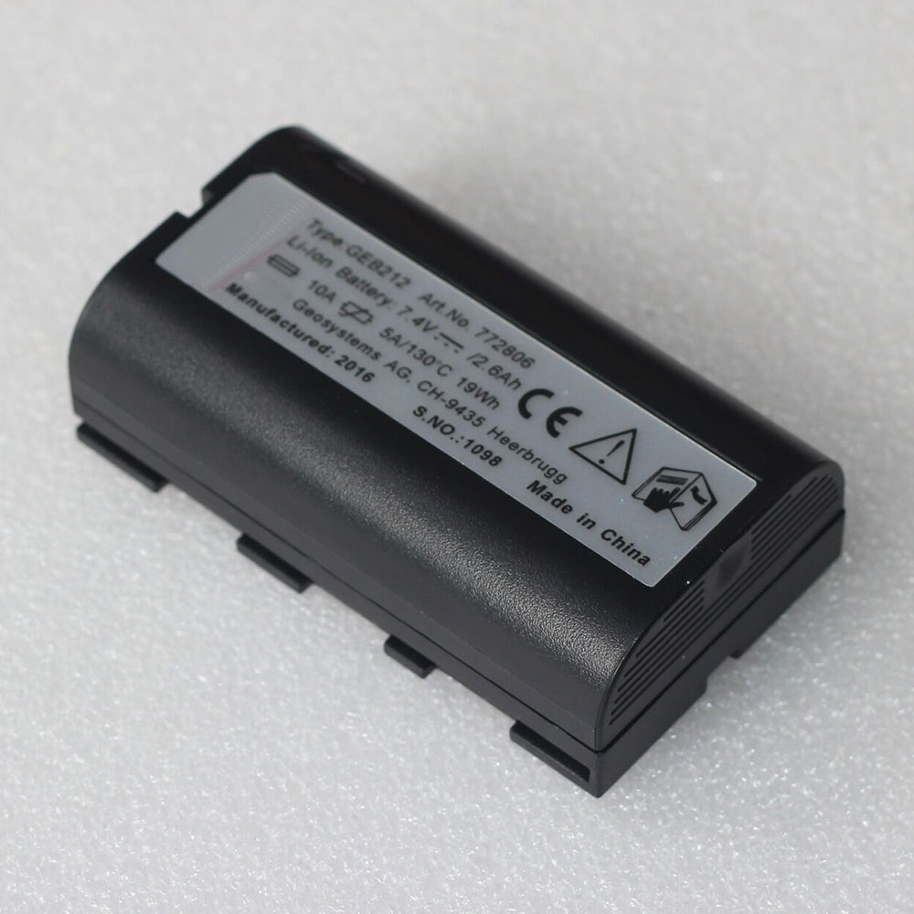 GEB211 2600 mAh 7.4V laptop akkus