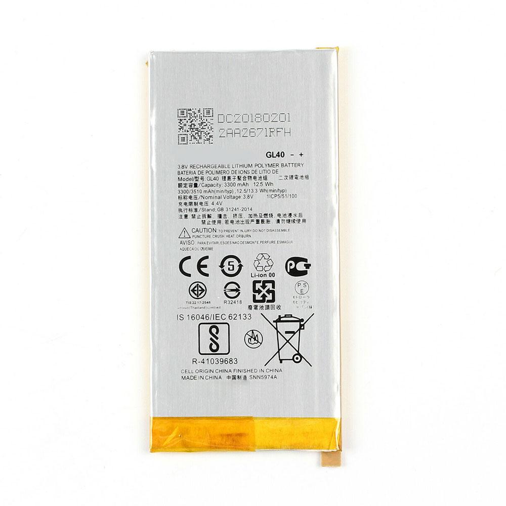 3.8V/4.4V Motorola GL40 Akkus