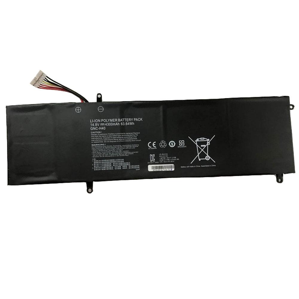 14.8V Gigabyte GNC-H40 Akkus
