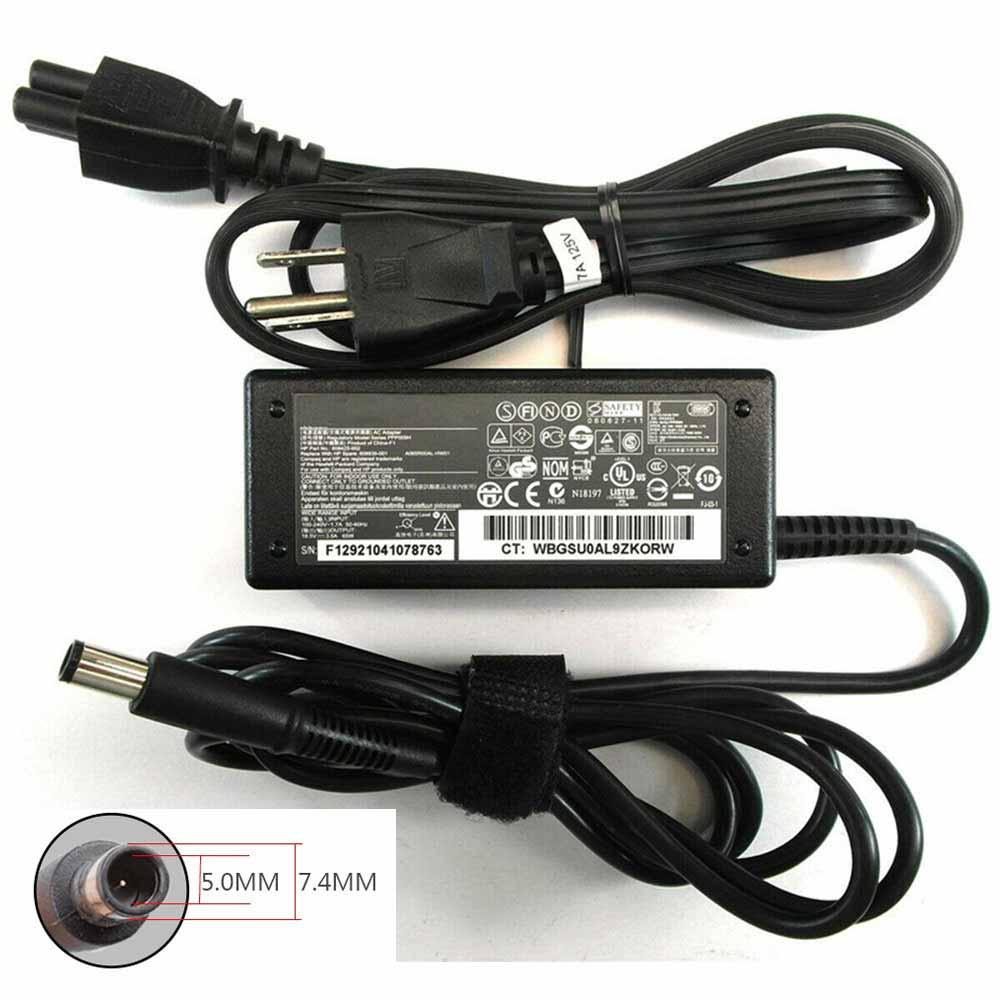 18V 3.5A 65W HP  adapter