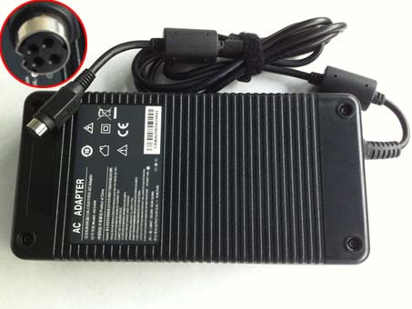 19.5V 16.9A, 330W  MSI Laptop AC Adapter