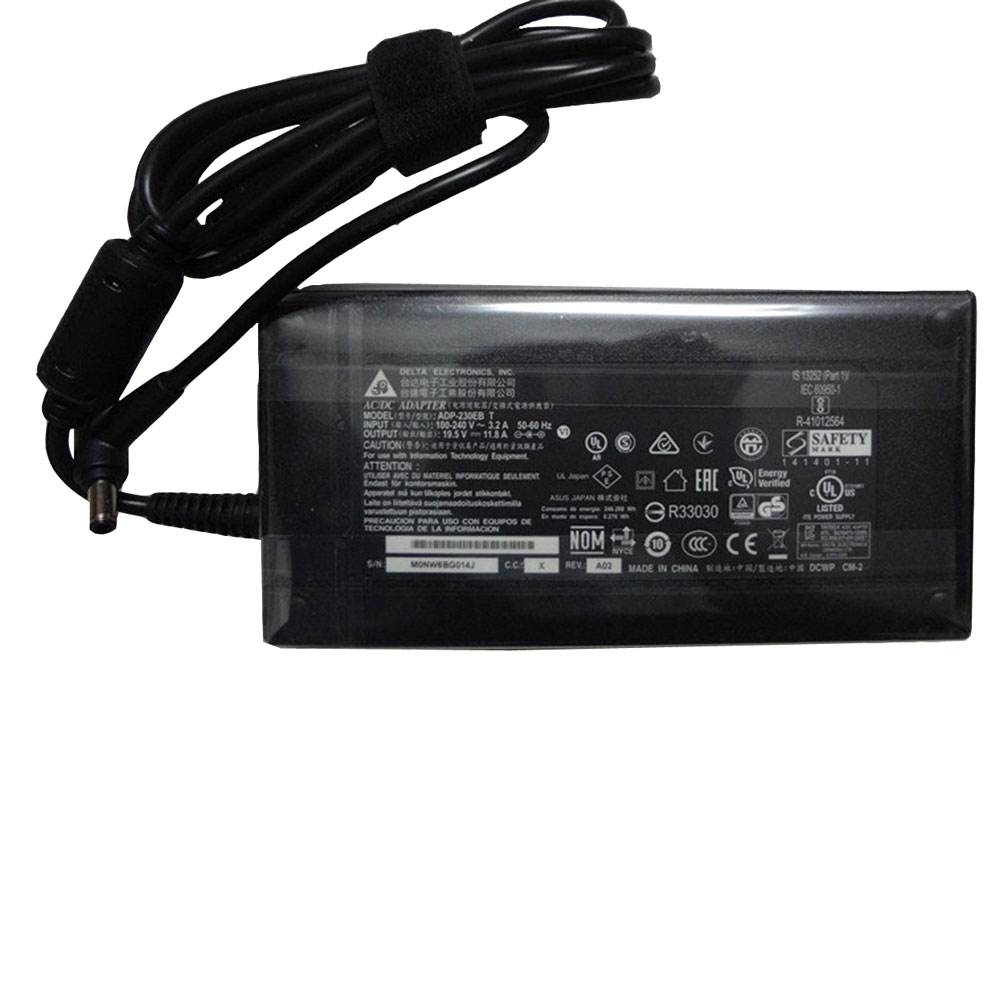 19.5V  11.8A,  230W ASUS ADP-230GB adapter
