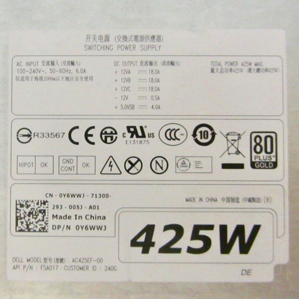 AC425EF-00PC Ladegerät