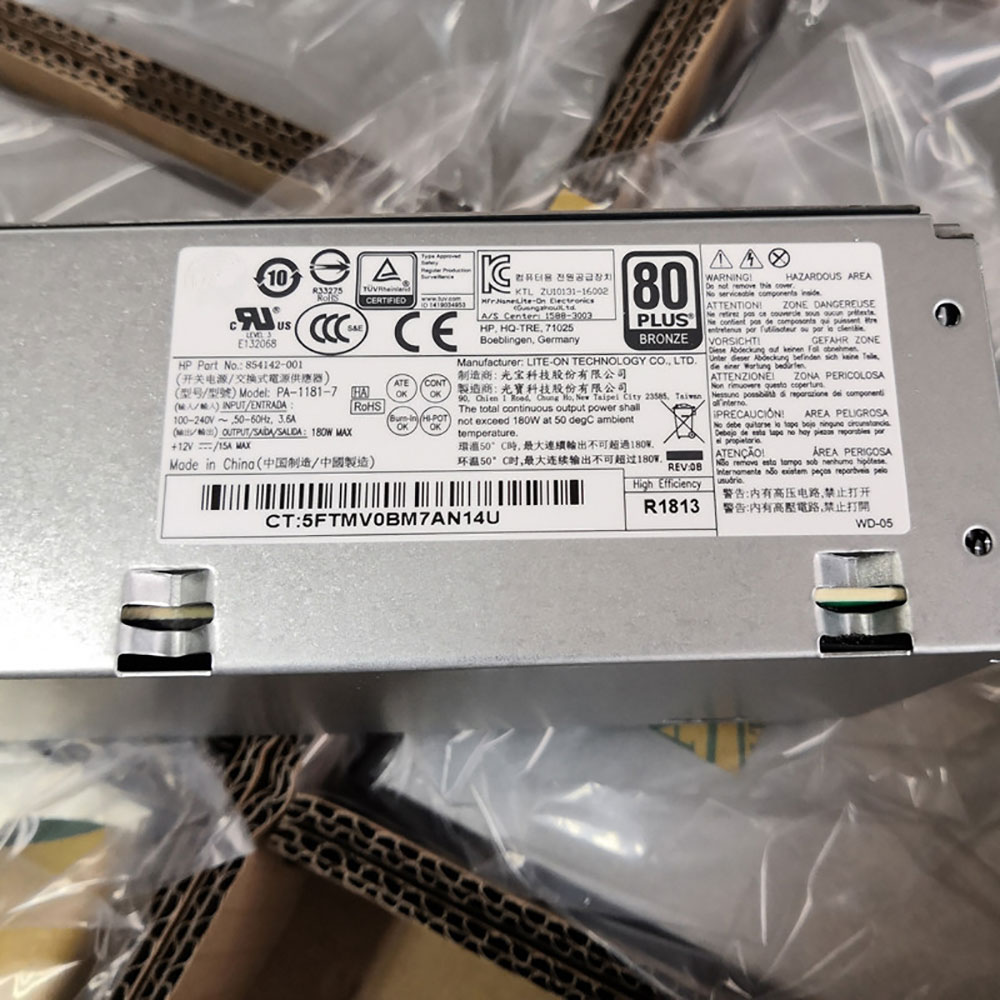 180W Max HP DPS-180AB-22 adapter