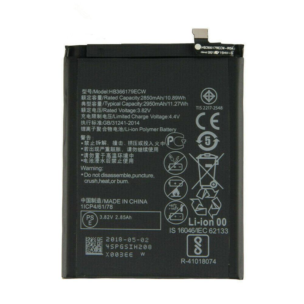 HB366179ECW 2850mAh/10.88WH 3.82V/4.4V laptop akkus