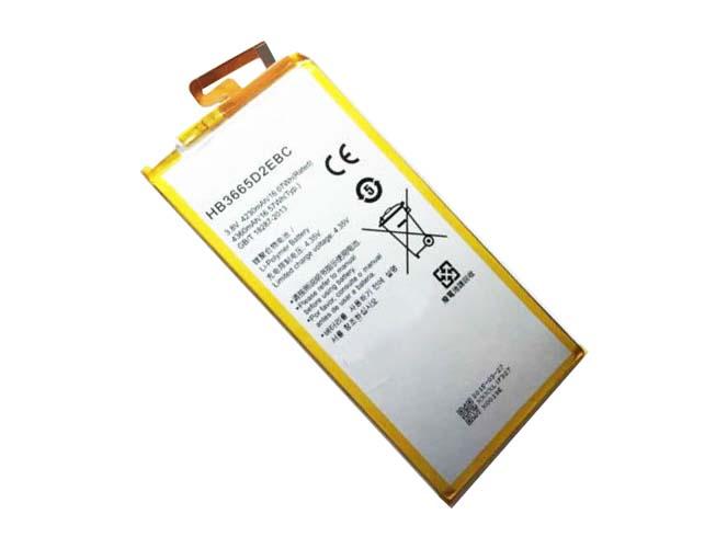 3.8V Huawei HB3665D2EBC Akkus