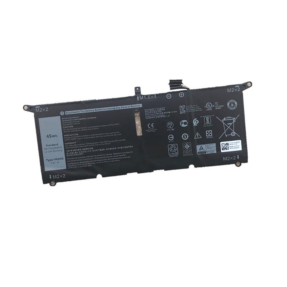 7.6V Dell HK6N5 Akkus