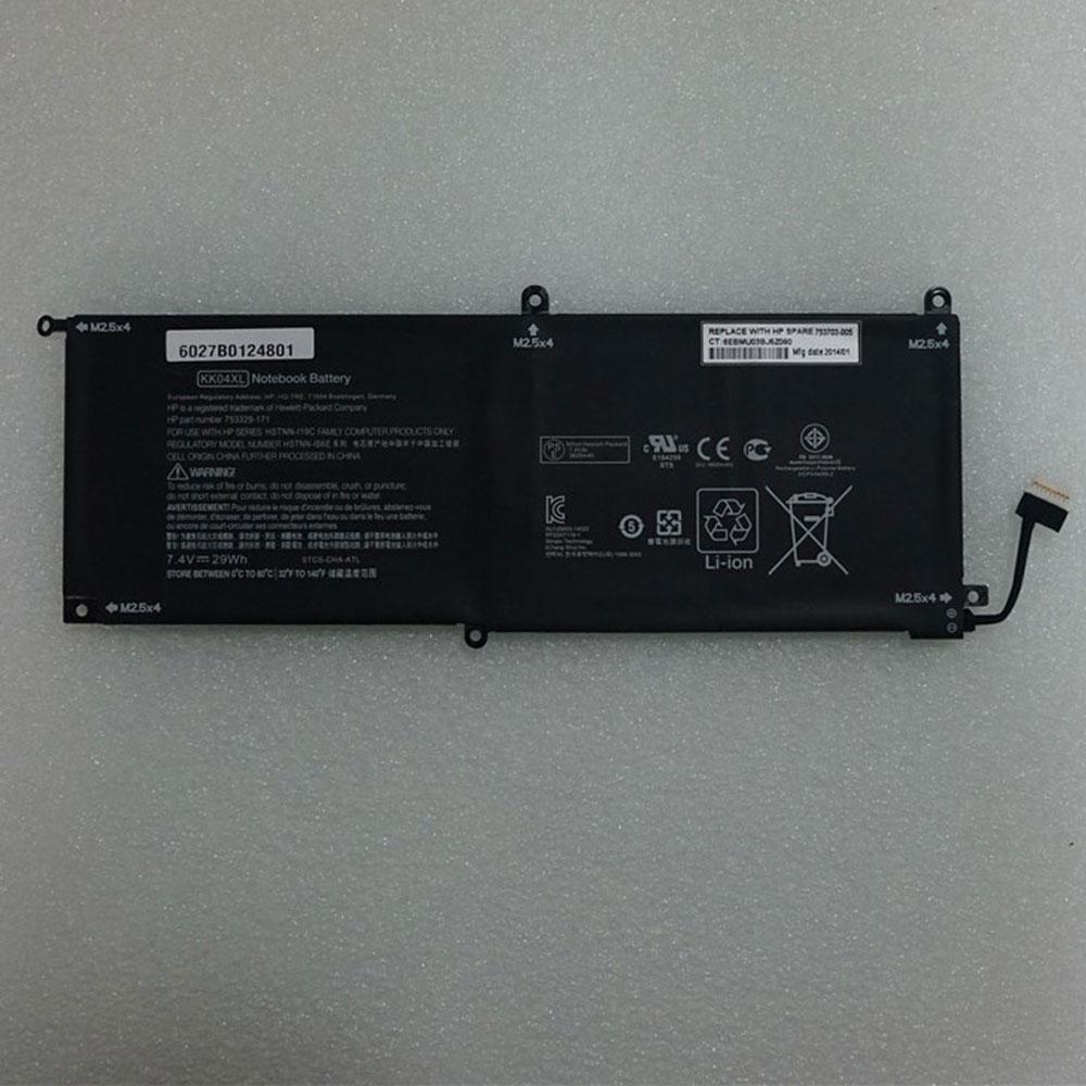 7.4V HP KK04XL Akkus