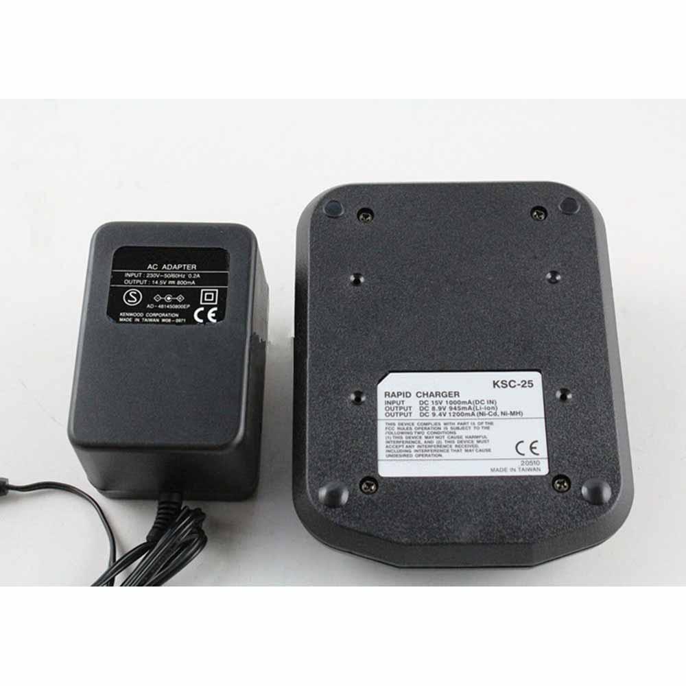 8.9V 945mAh Kenwood KNB-24L adapter