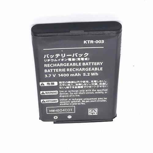3.7V/4.2V Nintendo KTR-003 Akku