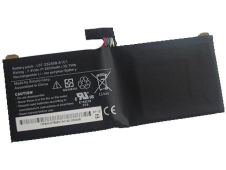 L07-2S2600-S1C1notebook akku