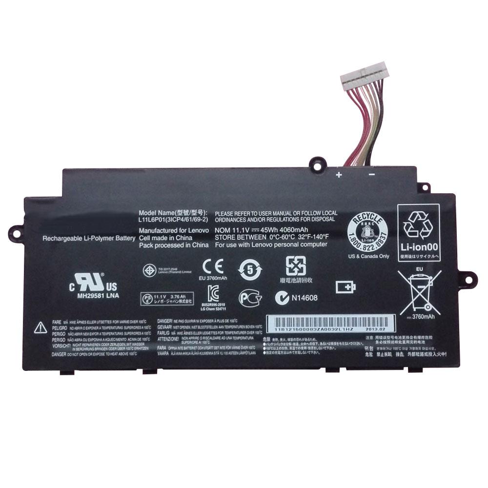 11.1V Lenovo L11M3P02 Akkus