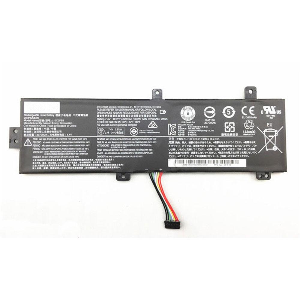 7.6V/8.7V Lenovo L15C2PB3 Akkus