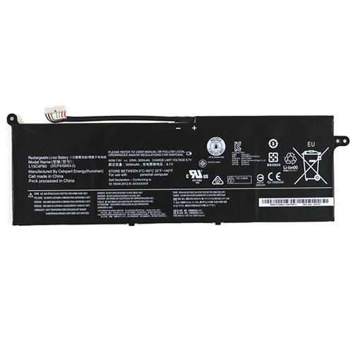 7.6V Lenovo L15C4PB0 Akku