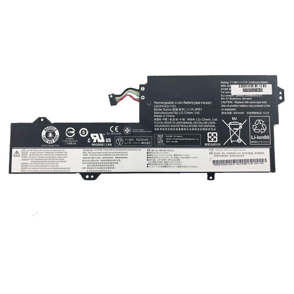 11.58V Lenovo L17L3P61 Akkus