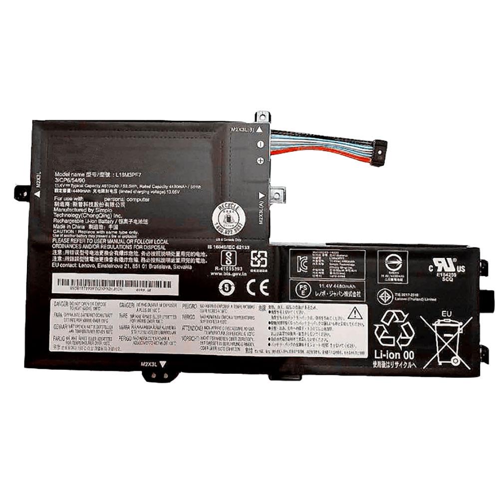 11.4V/13.05V Lenovo L18C3PF7 Akkus