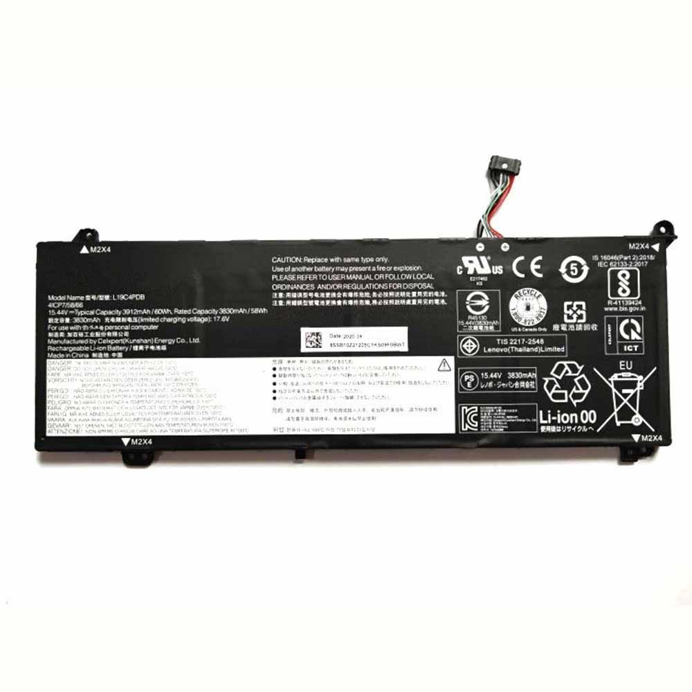 15.4V/17.6V Lenovo SB10Z21205C1K Akkus