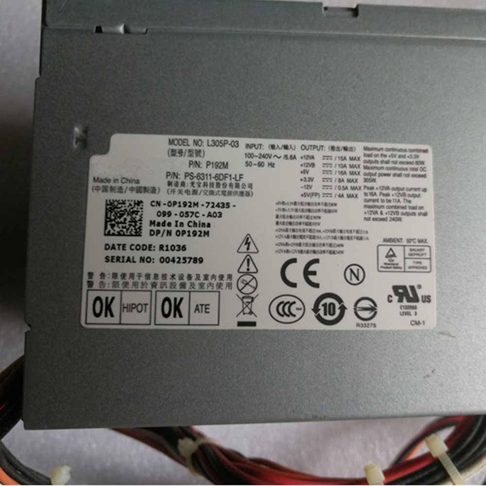 L305P-03PC Ladegerät