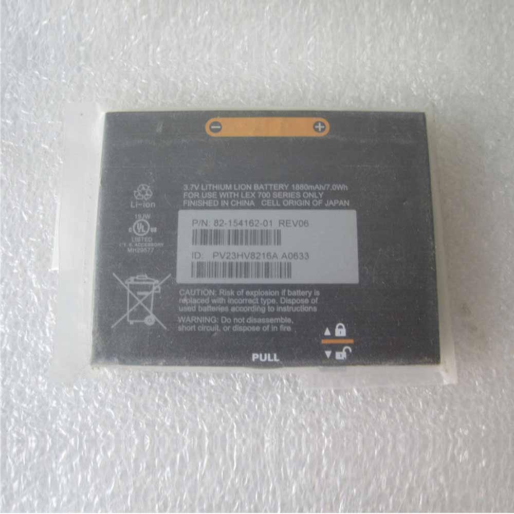 3.7V Motorola 82-1541562-01 Akkus