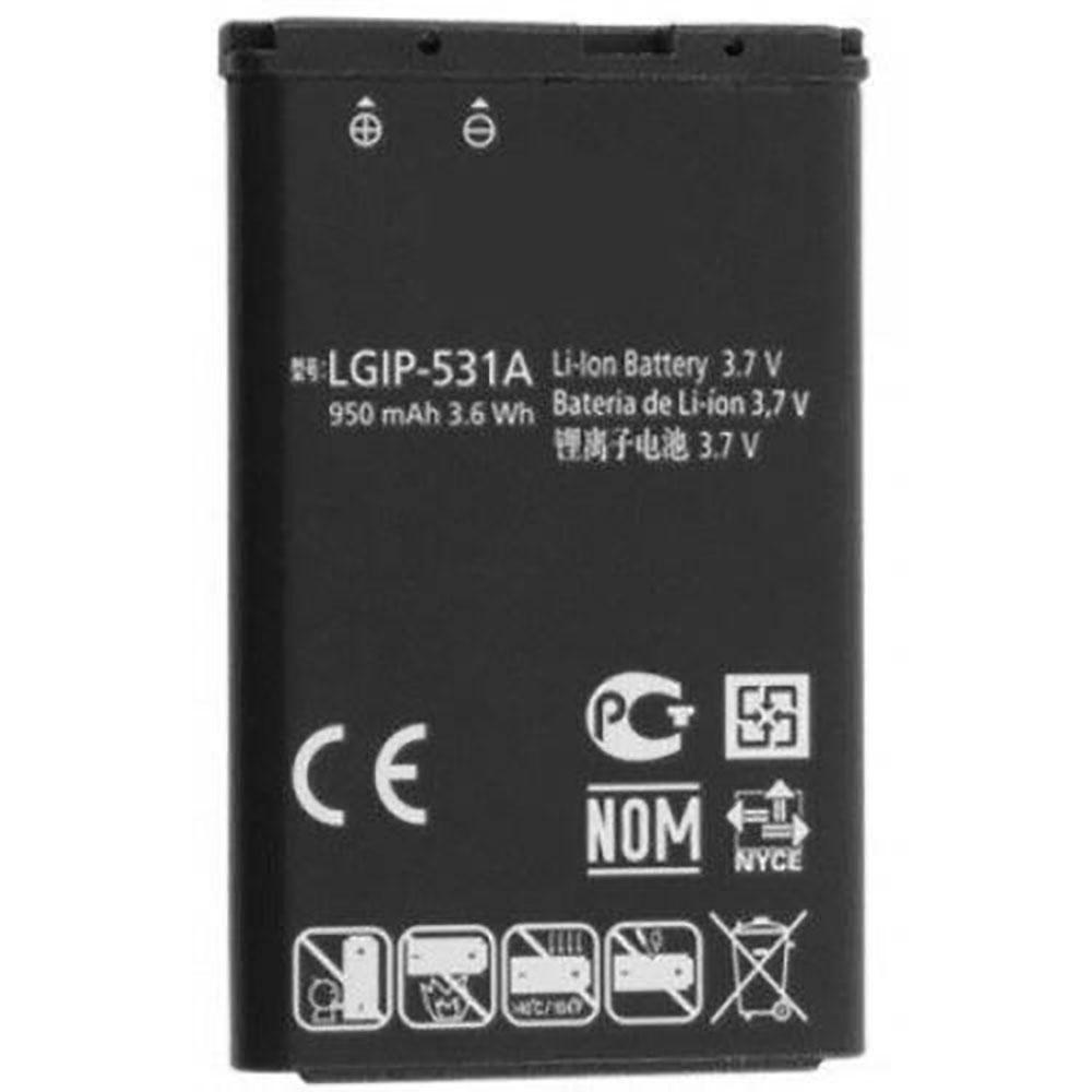 3.7V LG LGIP-531A Akku