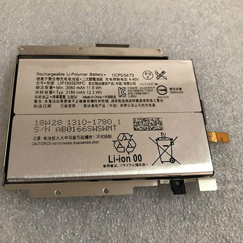 3.85V/4.40V Sony LIP1655ERPC Akku