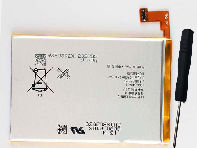 4.2V Sony LIS1509ERPC Akkus