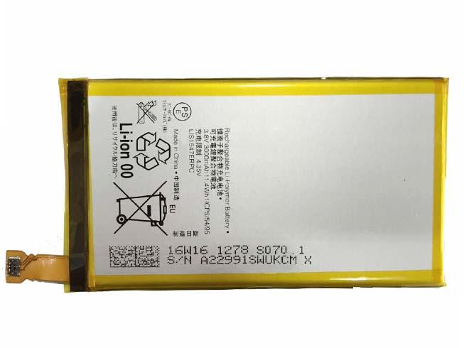 3.8V Sony LIS1547ERPC Akkus