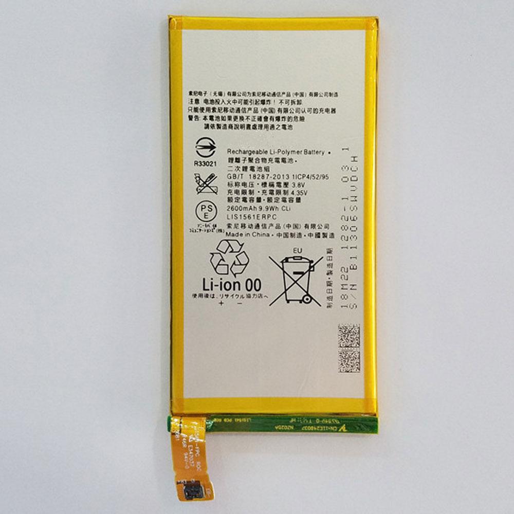 3.8V/4.35V SONY LIS1561ERPC Akkus