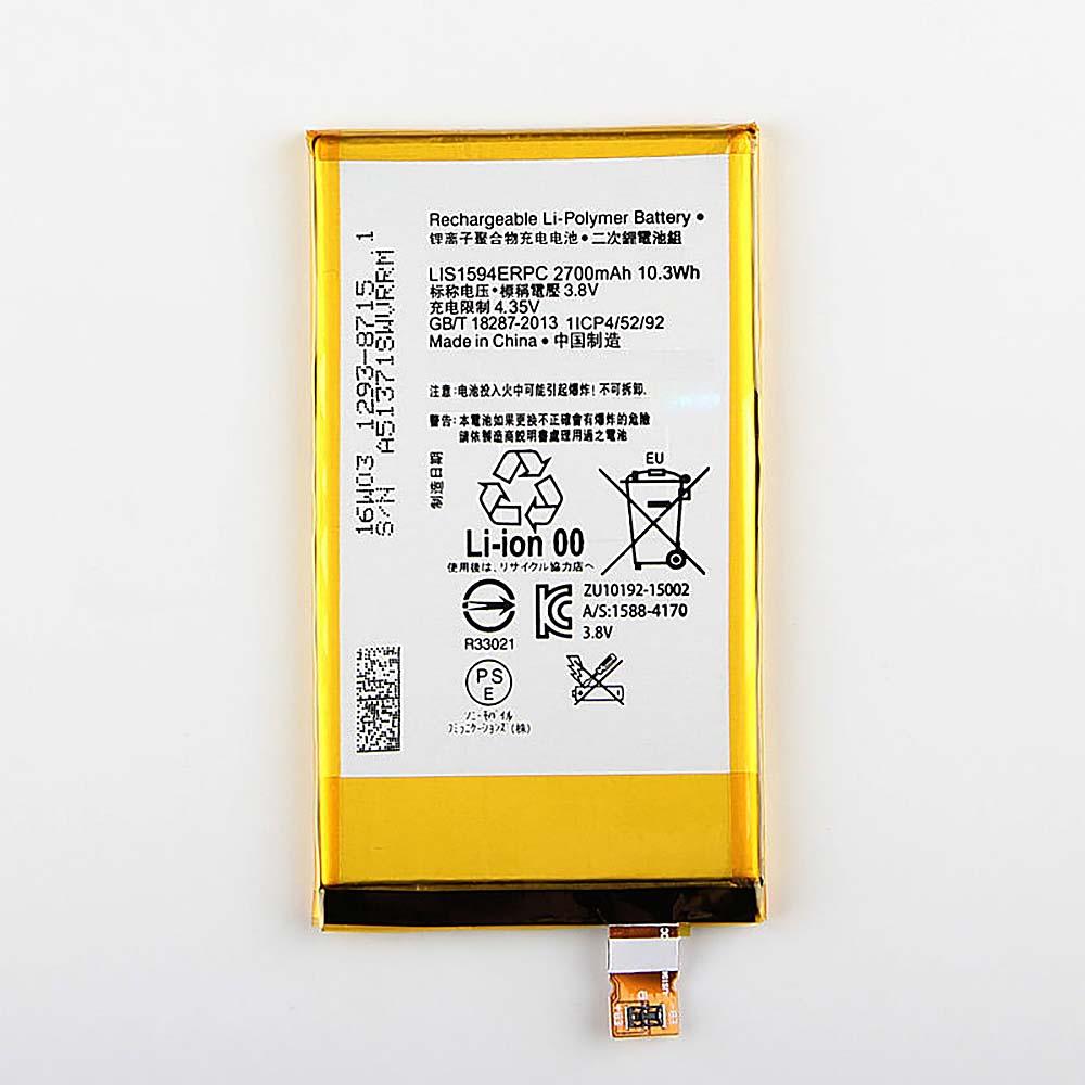 3.8 DVC Sony LIS1594ERPC Akkus