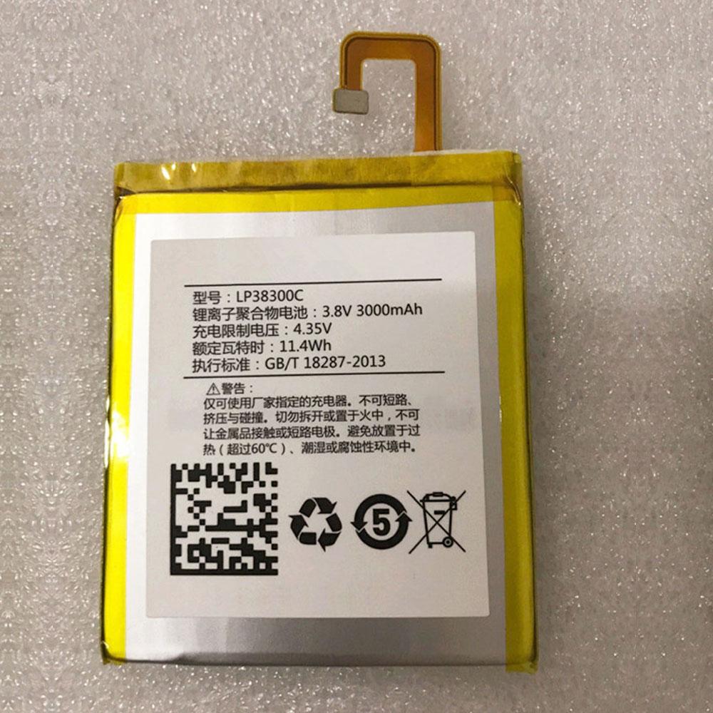 3.8V/4.35V Hisense LP38300C Akkus